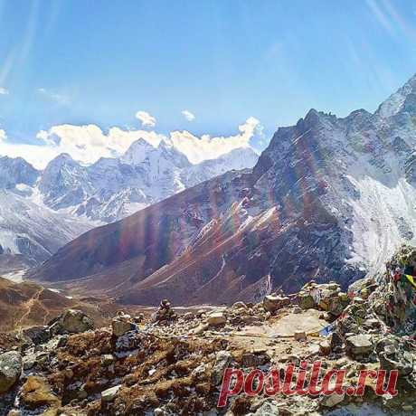 Гималаи... #гималаи,#непал,#горы,#путешествия.