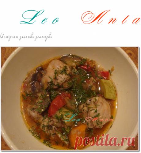 Соте из курицы с овощами. Рецепт с фото.  Традиционное блюдо в новом, оригинальном рецепте. Приятного аппетита