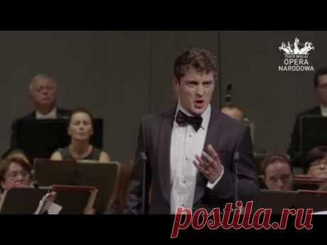 "G.F. Handel ""A dispetto d'un volto ingrato"" - Jakub Józef Orliński"