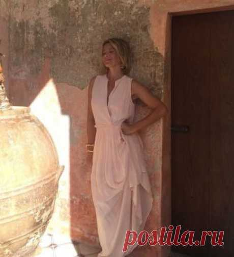 Yulia Vysotskaya opened a secret as is much and not to get fat | the Cosmopolitan Magazine