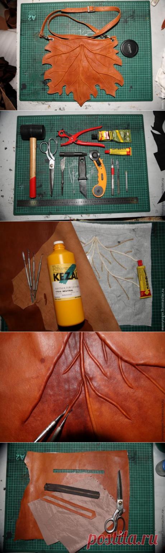 Original bag the Maple leaf - a master class