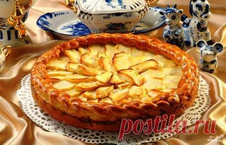 100 рецептов выпечки с яблоками - Яблочный Спас!