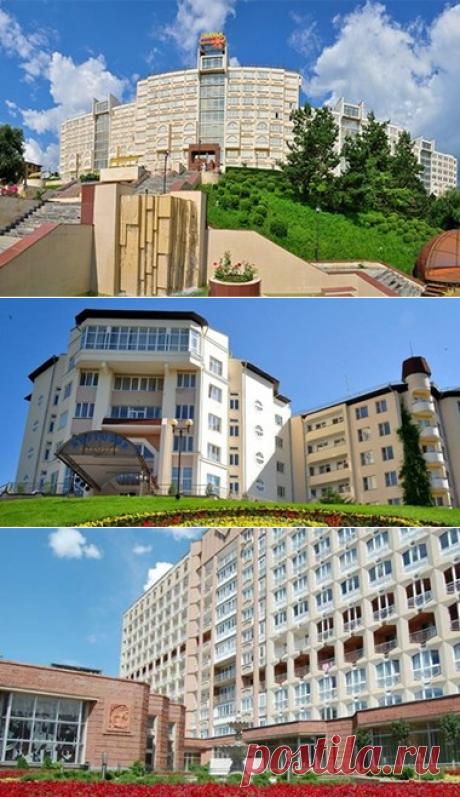 Цены в санатории на 2019 - Здравницы юга России