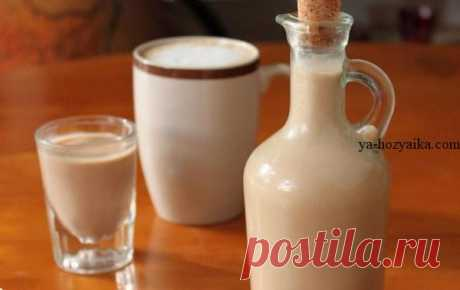 Liqueur beyliz in house conditions. Beyliz you Want to learn the recipe with condensed milk how, without leaving the house, independently to make the well-known liqueur Beyliz? It came to us from Ireland, and now many tried