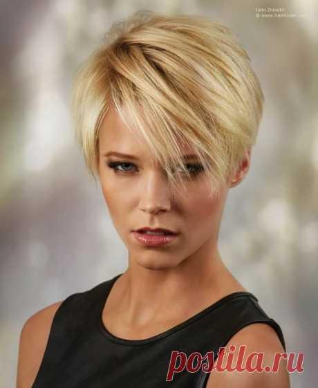 «стрижка пикси для блондинок Hair and beautyКороткие стрижки» — карточка пользователя Anna K. в Яндекс.Коллекциях