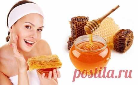 Как использовать мед для повышения красоты - Советы для тебя
