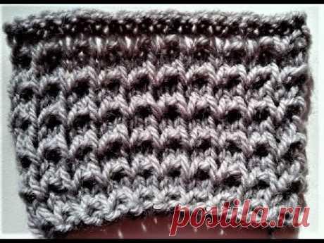 КРАСИВЫЙ УЗОР ДЛЯ ЖАКЕТА,КОФТЫ И Т.Д. ВЯЗАНИЕ СПИЦАМИ!Knitting.Simple and effective knitting pattern