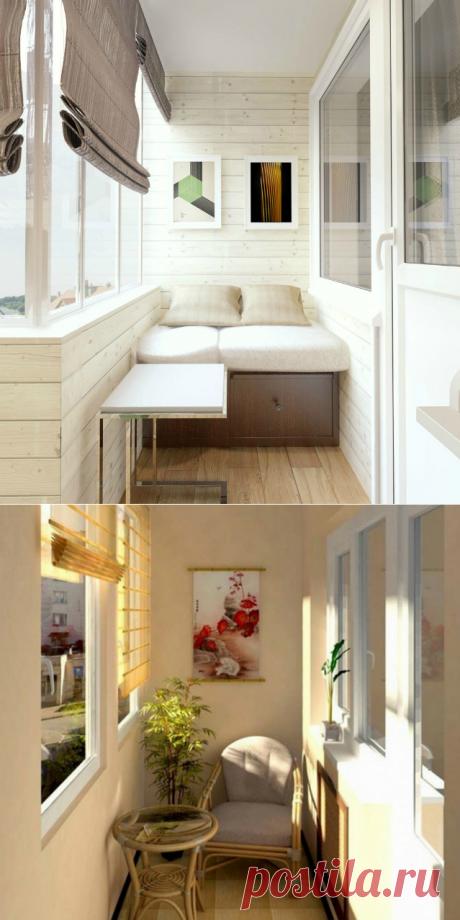 18 реальных идей, которые помогут преобразить маленький балкон