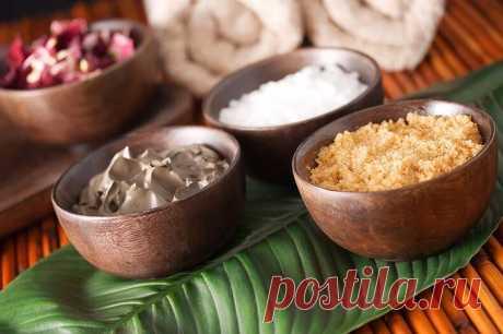 Как приготовить индийский скраб для тела: 3 рецепта