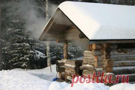 Оригинальную печь, для отопления бани, придумал житель Новосибирска и получил патент на полезную модель .