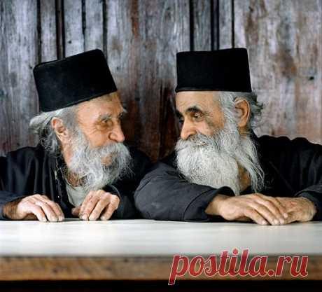 40 греческих пословиц монахов Святой Горы Афон   УНИАН