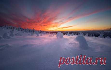 Фотография Лед и пламя из раздела пейзаж №6885971 - фото.сайт - Photosight.ru
