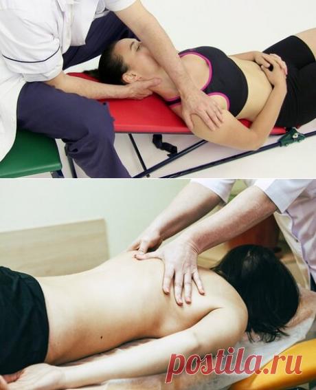 Мануальная терапия Калининский район помощь опытного специалиста при смещении межпозвоночных дисков!