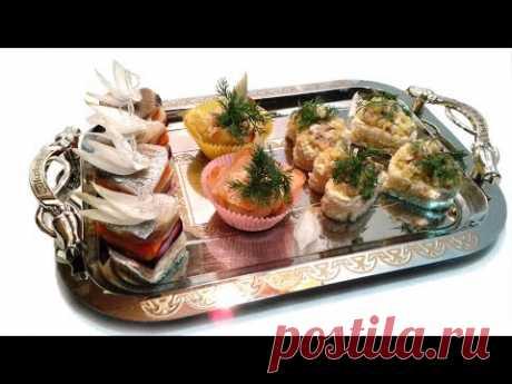 3 Пародии на знаменитые блюда