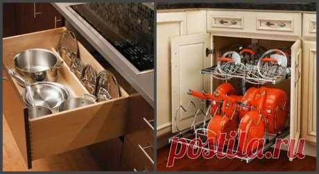 Интересные варианты хранения посуды: 65 фото-идей | Тысяча одна идея