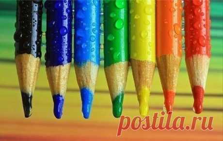 Мы все как карандаши....