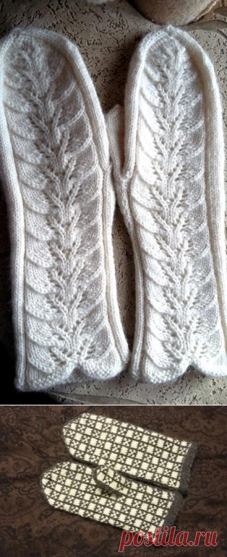 Варежки-рукавички | VK