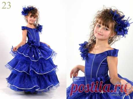 How to sew a children's ball dress   it is beautiful to sew you will not forbid!