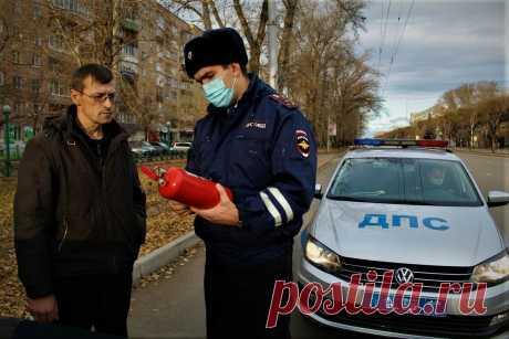 Инспектор просит показать аптечку и огнетушитель в 2021 году – что нужно знать водителю из КоАП и ПДД | Автомания | Яндекс Дзен