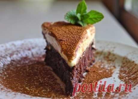 Трюфельный торт с муссом из белого шоколада от которого вся ваша семья и близкие будут в восторге!