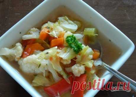 Суп для похудения из сельдерея - пошаговый рецепт с фото на Повар.ру