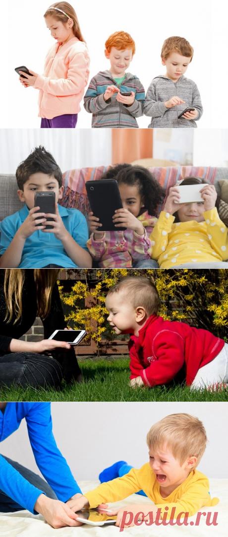 В каком возрасте ребёнку можно купить смартфон? | Мобильный оазис