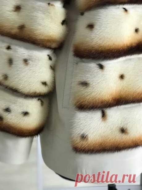 Немного фантазии и много труда - формула новой меховой куртки. | Мех и Кожа: Обучение Пошиву и Ремонту с Ириной Берзиной | Яндекс Дзен