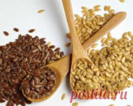 Семена льна польза и вред - как принимать правильно.