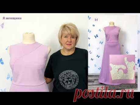 Моделирование нарядного платья с невероятными рельефами. Начинаем подготовку к Новому Году