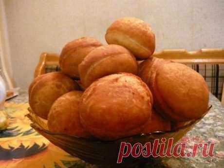 Пончики вкуснющие — Sloosh – кулинарные рецепты