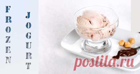 Как приготовить домашнее мороженое из йогурта | Диетическое питание