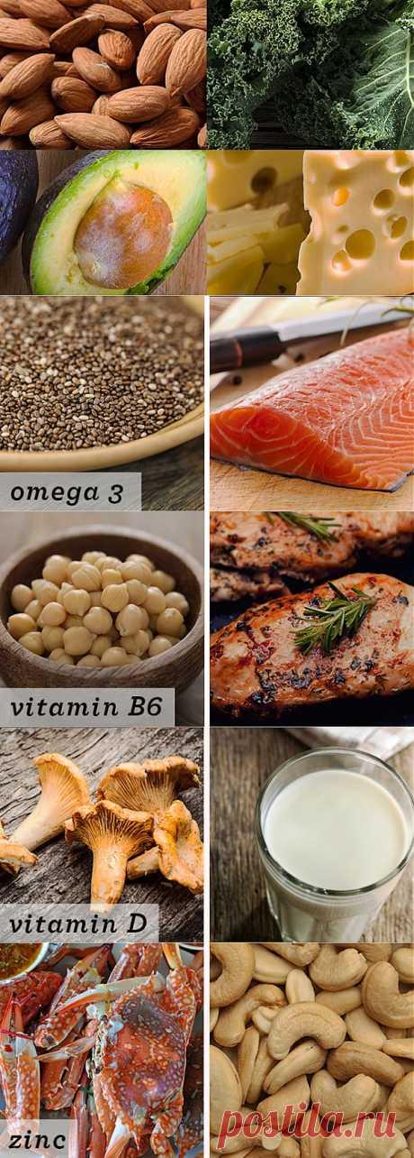 10 полезных веществ чтобы чувствовать себя здоровым | ТАЙНЫ ВСЕЛЕННОЙ