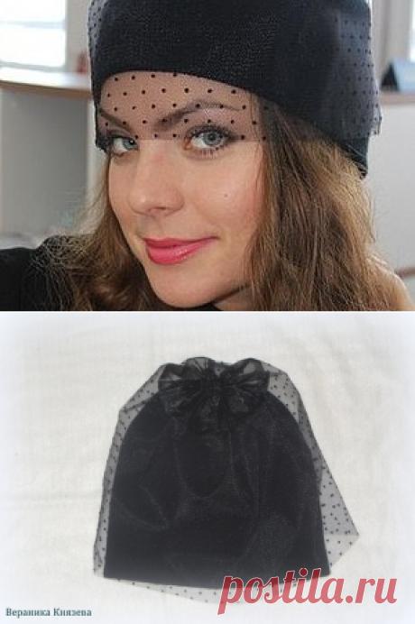 Как сделать спортивно-романтичную шапочку - Ярмарка Мастеров - ручная работа, handmade