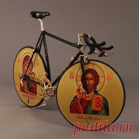 «Православный» конь педальный: транспортное средство для священников РПЦ (ФОТО) » Новости GoGetNews