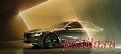 Технические характеристики BMW 7 | Ромка Чёрный | Яндекс Дзен