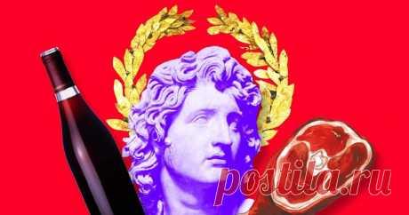 Александра Македонского убили алкоголь и еда. 3 неожиданных факта о смерти полководца Он пил слишком много вина.