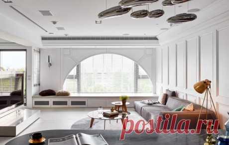 Квартира на Тайване - Дизайн интерьеров   Идеи вашего дома   Lodgers