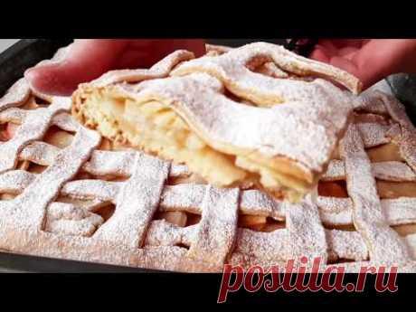 Пирог которым я покорила моего мужа!The pie I used to win my husband over!