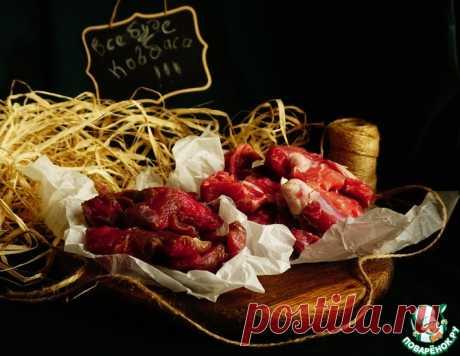 Соленое мясо для колбасных изделий – кулинарный рецепт