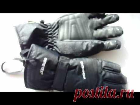 Горнолыжные перчатки Reusch Snow Peak GTX 900грн