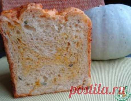 Тыквенный хлеб с тыквенными семечками – кулинарный рецепт
