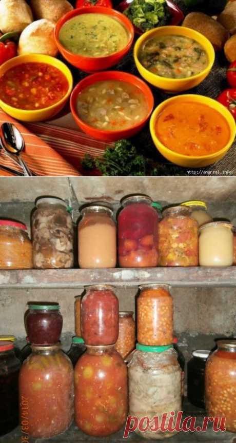 (+1) - Домашние супы быстрого приготовления. 8 рецептов | ВКУСНО ПОЕДИМ!