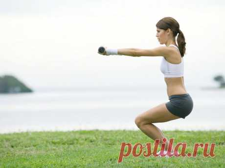 How to keep youth: 3 simple exercises against old age diseases