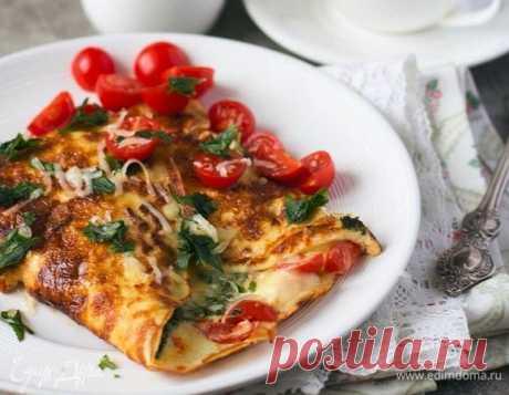 Белковый завтрак: 10 омлетов от «Едим Дома». Кулинарные статьи и лайфхаки