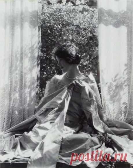 Miss Fanny Haven Wickes 1924