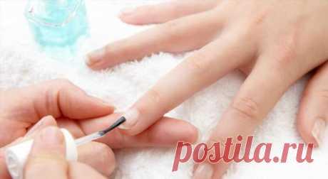 7 ценных лайфхаков длятех, кто неумеет красить ногти . Милая Я