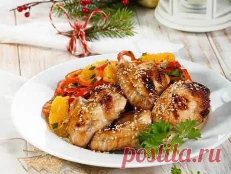 10 новогодних рецептов мясных блюд на любой вкус - БУДЕТ ВКУСНО! - медиаплатформа МирТесен