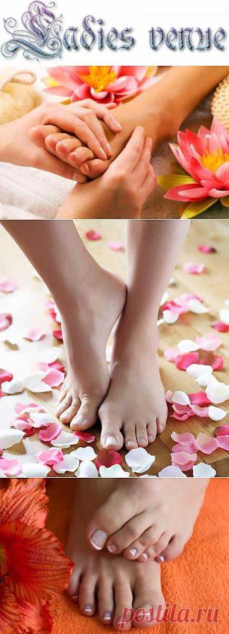 Как сделать ножки красивыми   Ladies venue