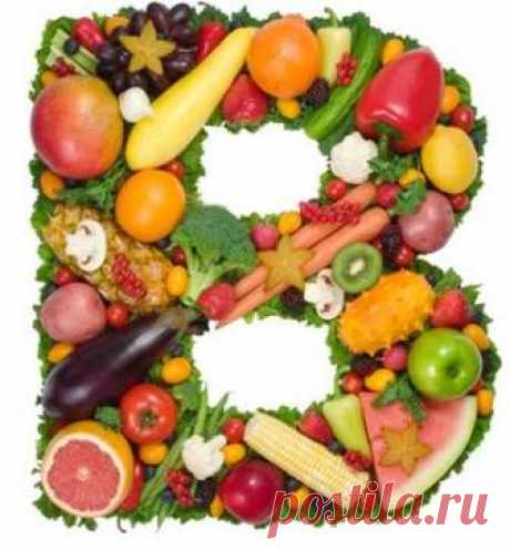 В каких продуктах содержится витамин В: таблица, детальный список Список и таблица продуктов, в каких содержится витамин В 1, В2, В6, В12, В17 больше всего. Подробное описание полезного воздействия витаминов группы В на организм человека