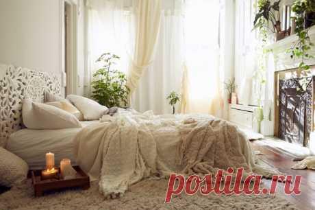 8 недостатков спальни, которые можно исправить за выходные